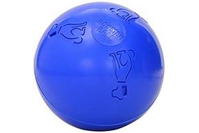 Balle boomer ball bleue