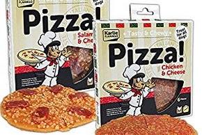Boite de pizza pour chien