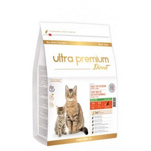 Croquettes sans cereales chats chatons ultra premium