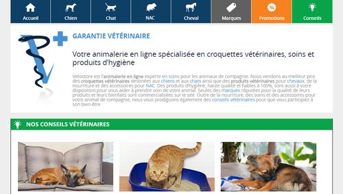 Garantie veterinaire vetostore 1