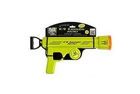 Lance balle pistolet jaune pour chien