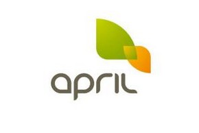 Logo assurance april