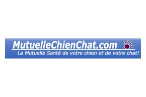 Logo mutuelle chien chat