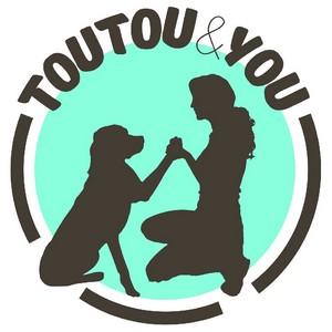 Toutouandyou logo cmjn150dpi