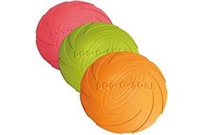 3 frisbee pour chien