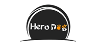 Hero dog world logo