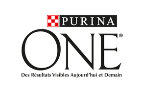 Logo croquette purina one